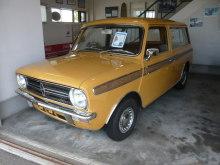 1976年クラブマン・エステート、サンドベージュ、走行9000KM,新規3年、¥2,790,000-