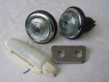 LUCASフラッシャーランプ¥6,300-(1ケ) MK1ルームランプ(USED)¥9,450-LUCAS/SW/パネル7,140-