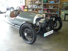 2013年 エンジンS&S2000cc V2 車重590kgとても面白い乗りものです。